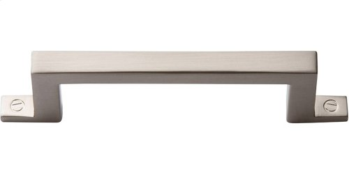 Campaign Bar Pull 3 Inch - Brushed Nickel