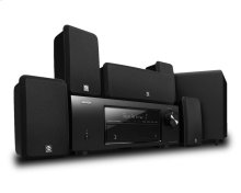 Total 650W 5.1 Channel Home Theater System with Boston Acoustics Premium Speaker System