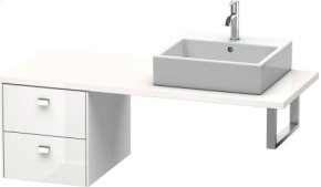 Brioso Low Cabinet For Console