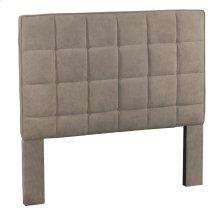 Sylvia Queen Headboard - Luminata Silver