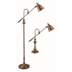 Watson Adjustable Pharmacy Lamps - Set of 2