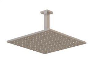 "12"" Shower Rainhead, 4.75"" Ceiling Mount Arm - Brushed Nickel Product Image"