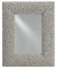 Batad Shell Mirror - 38.5h x 30.5w x 3d