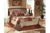 Timberline - Warm Brown 2 Piece Bed Set (Queen)