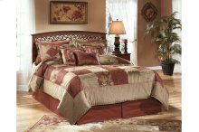 Timberline - Warm Brown 2 Piece Bed Set (Queen)