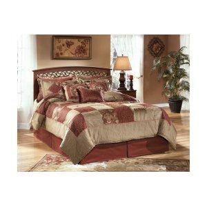 Ashley Furniture Timberline - Warm Brown 2 Piece Bed Set (Queen)