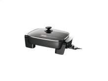 Electric Skillet with Tempered Glass Lid BG45