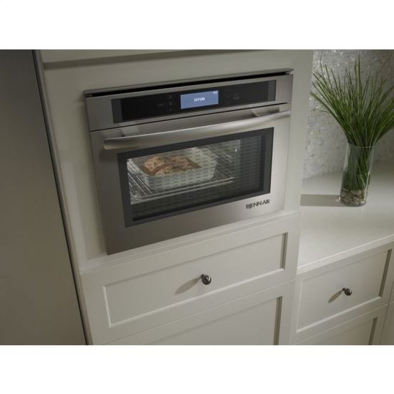 Jenn Air 24 Inch Steam And Convection Wall Oven Euro Style
