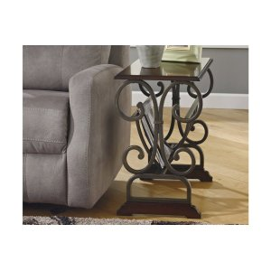 Ashley Furniture Chair Side End Table