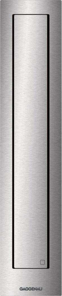 Vario 400 series downdraft ventilation VL 414 111 Stainless Steel Width 4 5/16 (11cm) Air extraction / recirculation