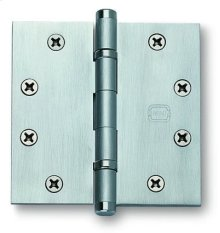 Ball Bearing, Full Mortise Hinge - Solid Extruded Brass in MB (MaxBrass® PVD Plated)