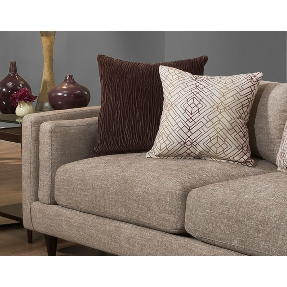 Tufted Rectangle Ottoman