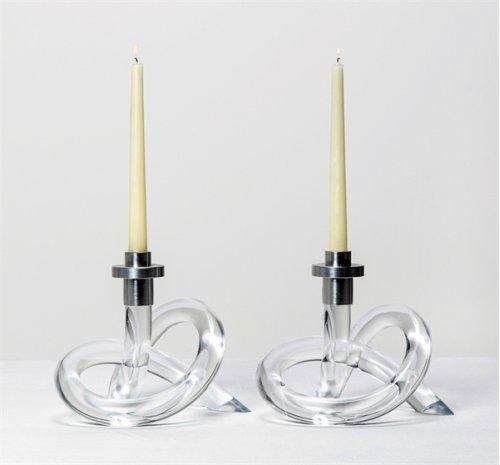 Ava Single Candlestand
