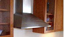 """30"""" Stainless Synthesis Wall Range Hood"""
