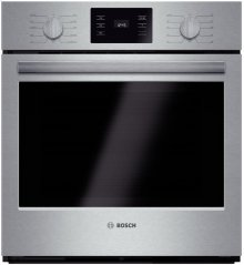 """27"""" Single Wall Oven 500 Series - Stainless Steel"""