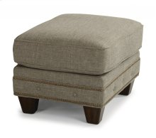 Champion Fabric Ottoman