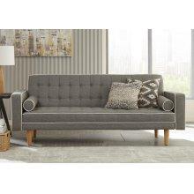 Luske Modern Grey Sofa Bed