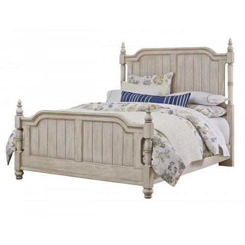 Arrendelle - Poster Bed - King