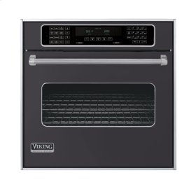 "Graphite Gray 30"" Single Electric Touch Control Premiere Oven - VESO (30"" Wide Single Electric Touch Control Premiere Oven)"