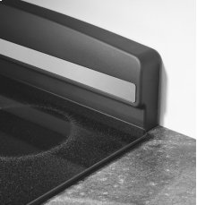 "GE® 30"" Backguard Kit (Black)"