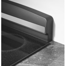 "GE® 30"" Backguard Kit (Black)"