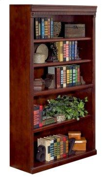 "60"" Open Bookcase"