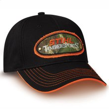 Perform like a real pro with this STIHL TIMBERSPORTS® cap!