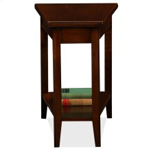 Recliner Wedge Table - Laurent Collection #10502