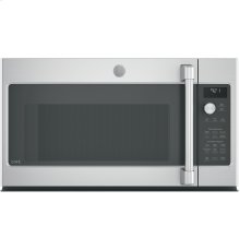 GE Cafe™ Series 2.1 Cu. Ft. Over-the-Range Microwave Oven