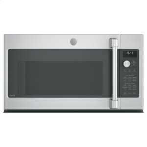 GE CafeSeries 2.1 Cu. Ft. Over-the-Range Microwave Oven