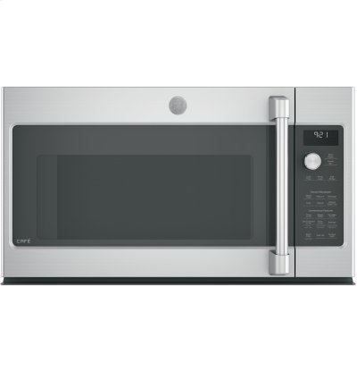 GE Cafe™ Series 2.1 Cu. Ft. Over-the-Range Microwave Oven Product Image