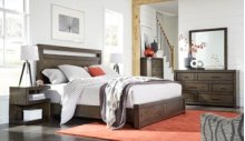 King/Cal King Panel Bed HB