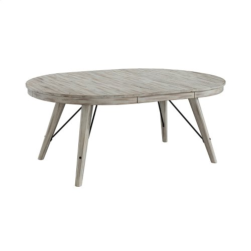 Dining - Modern Rustic Round Table