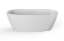 Tephi Bathtub in Sleek-Stone®