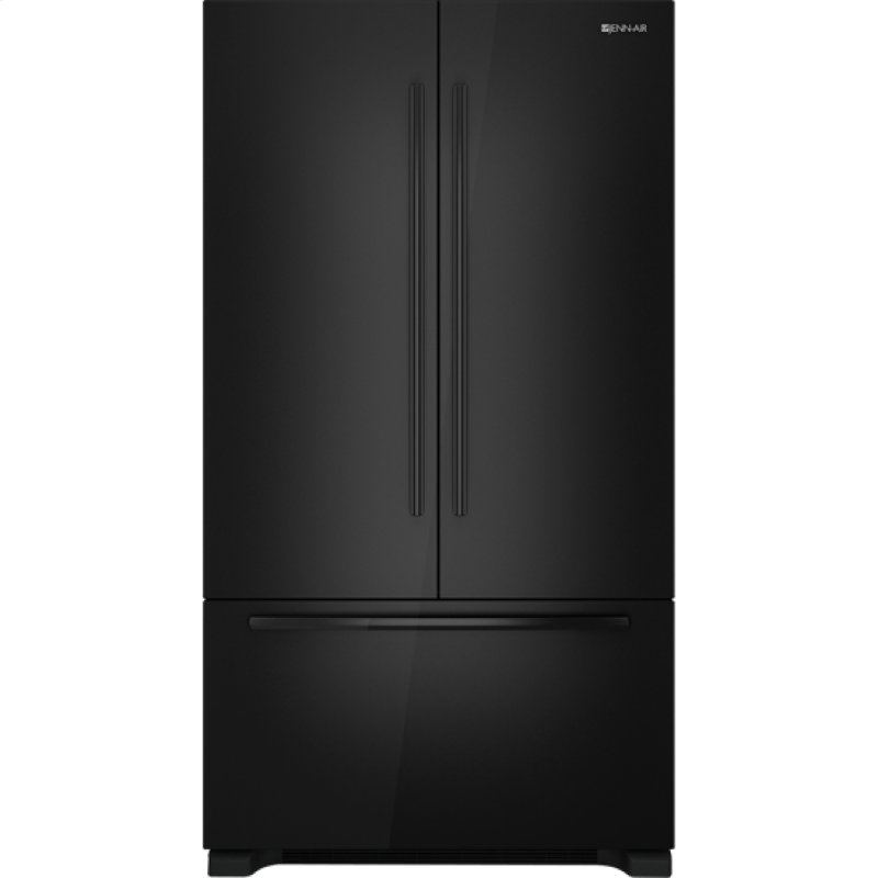 Jenn Air Jfc2290vpy Cabinet Depth French Door Refrigerator With