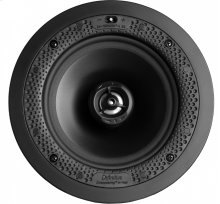 "Disappearing Series Round 6.5"" In-Wall / In-Ceiling Speaker"
