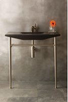 Cortina Console Honed Basalt Product Image
