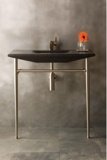 Cortina Console Honed Basalt