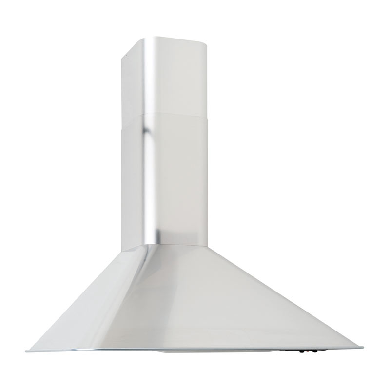 "Broan Elite 290 CFM, 30"" wide Wall-Mounted Chimney Hood in Stainless Steel, ENERGY STAR(R) Certified