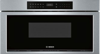 "800 Series 30"" Drawer Microwave, HMD8053UC, Stainless Steel"