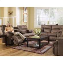 64644-47 Reclining Sofa W/Table - 8405-15 Mink