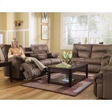 64644-47 Reclining Sofa W/Table - 8405-15 Mink