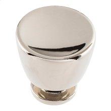 Conga Knob 1 1/4 inch - Polished Nickel