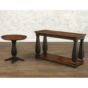 Sofa Table w/ Shelf