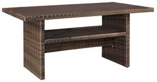 Rectanuglar Multi-Use Table