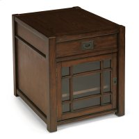 Sonoma End Cabinet Product Image