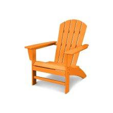 Tangerine Nautical Adirondack Chair