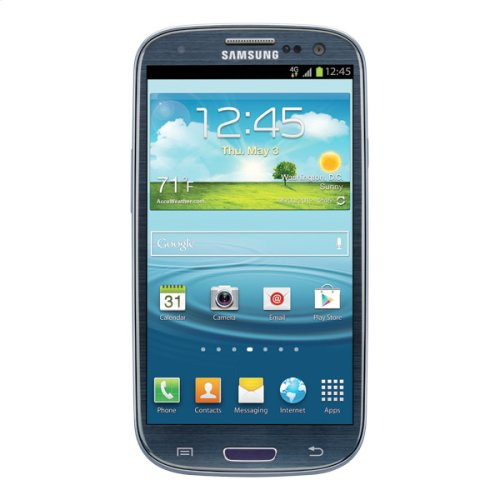 Samsung Galaxy S® III (T-Mobile), METALLIC BLUE
