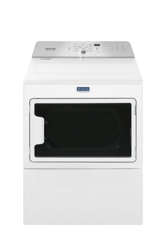 Large Capacity Electric Dryer with IntelliDry(R) Sensor - 7.4 cu. ft.