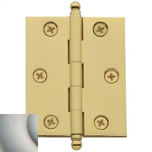 Satin Nickel Cabinet Hinge